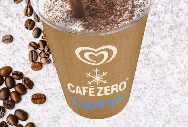 Café Zero concorso Zero Community portfolio