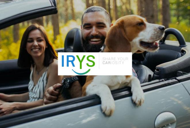 IRYS car sharing consulenza comunicazione strategica