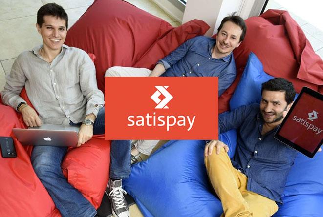 Satispay consulenza branding