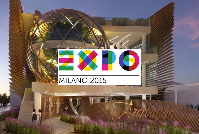 Expo 2015 Milano Padiglione Azerbaijan progetto