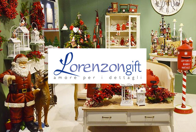 Lorenzon Gift oggettistica arredo