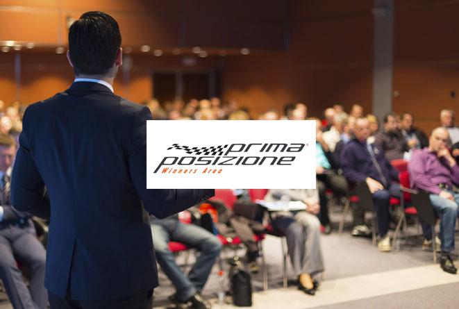 Prima Posizione Seminari Vincere nel Web