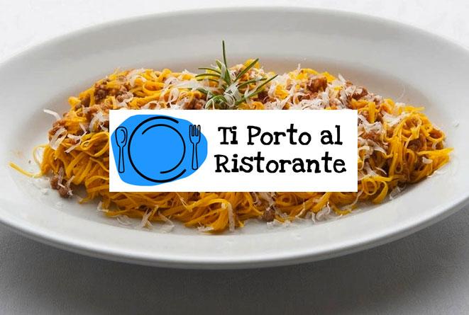 Blog Ti Porto al Ristorante