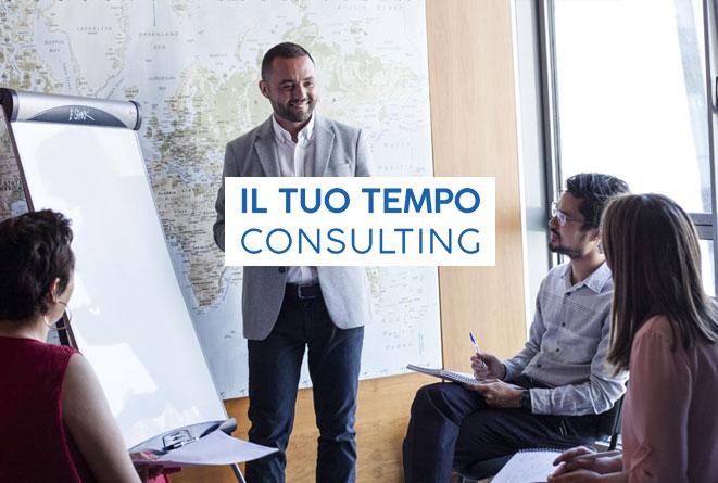 Andrea Aresca Il tuo tempo consulting consulenza aziendale