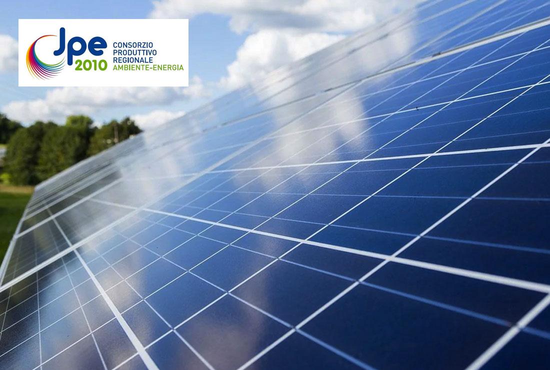 Campagna ADV Comunicazione JPE 2010 qualificazione energetica