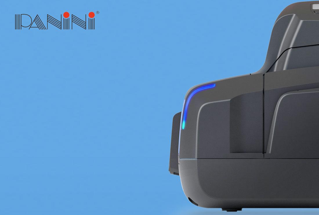 Panini spa scanner per assegni deposito da remoto