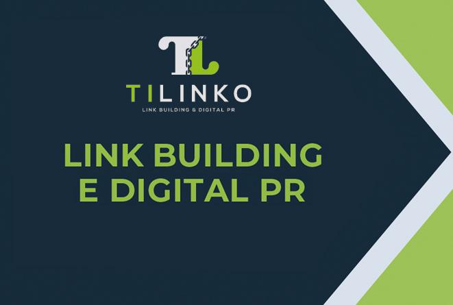 TiLinko SEO Link Building Digital PR